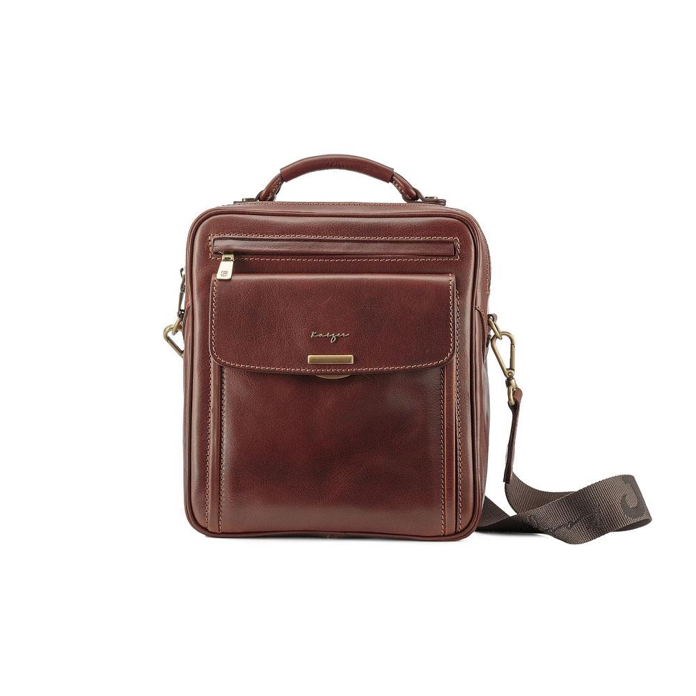 Statesman Crossbody Bag, KZ1328BR