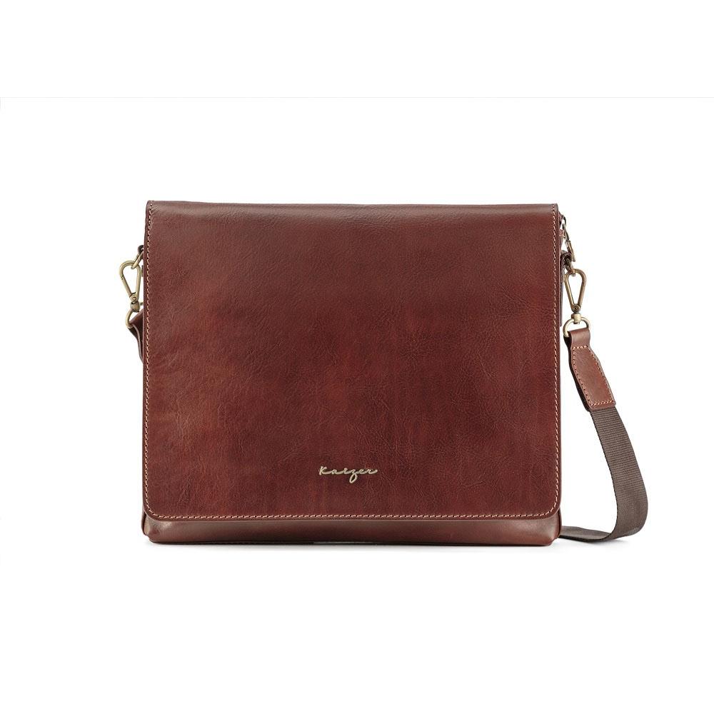 Statesman Messenger Bag, KZ1333BR