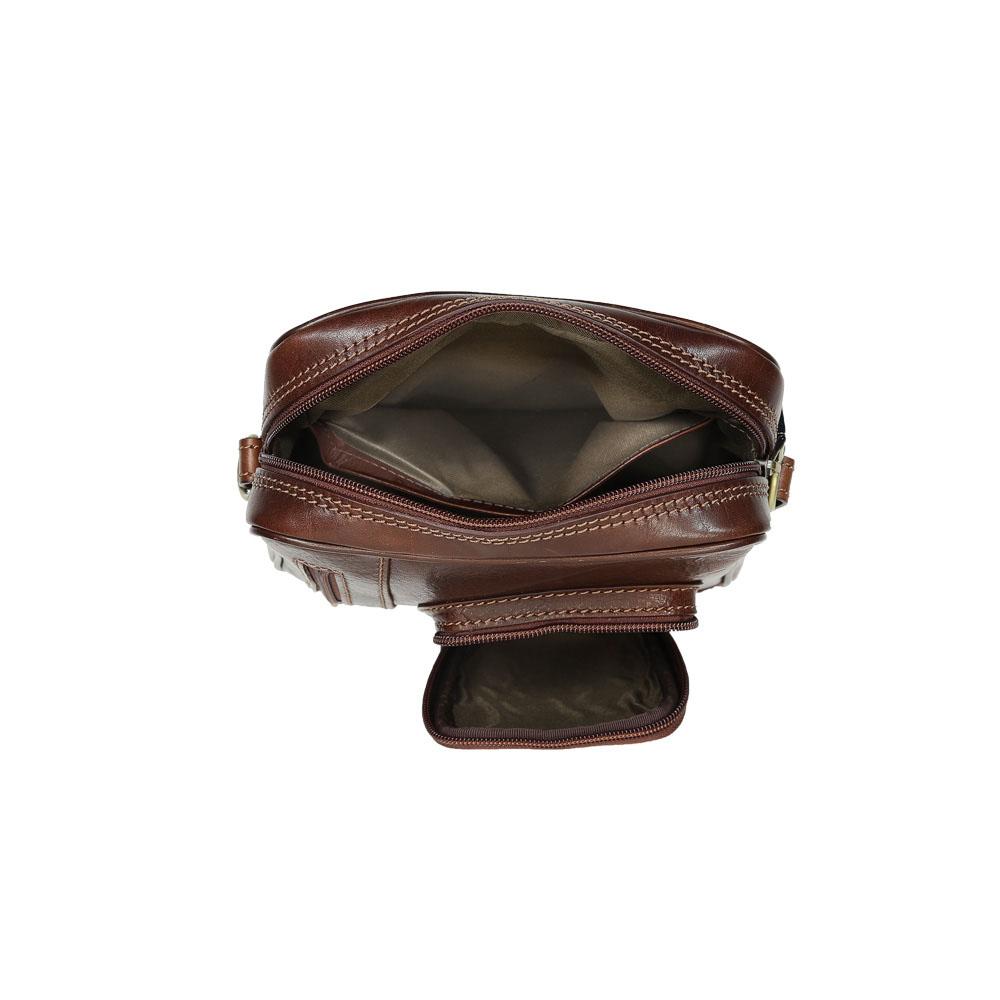 Statesman Sling Bag, KZ1335BR