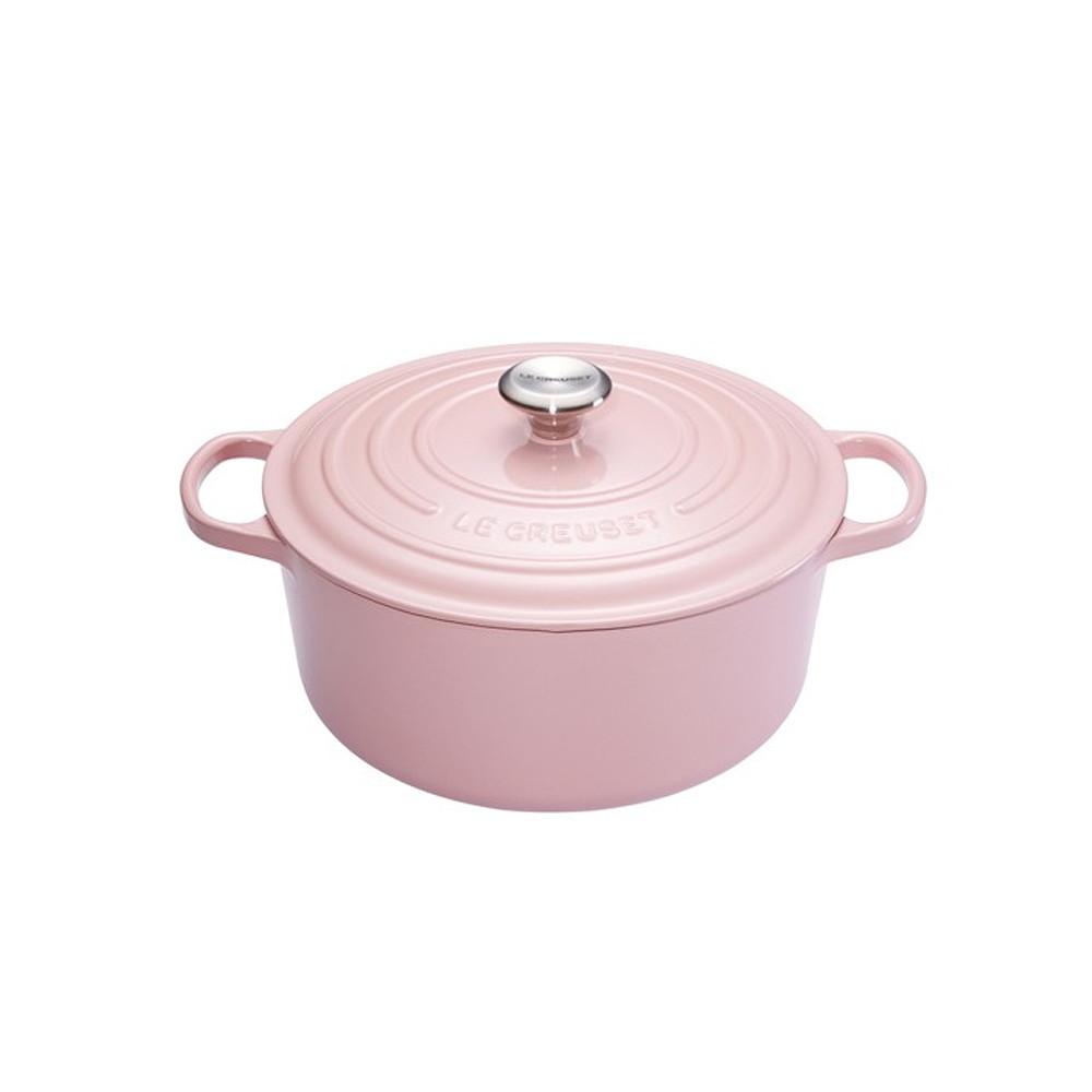 Le Creuset Casserole 20cm Chiffon Pink 2.4L