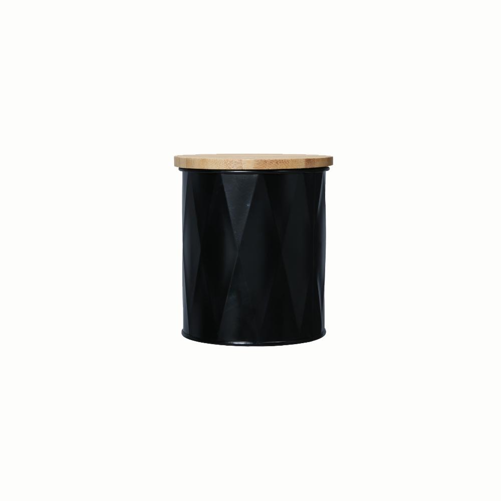 Home Centre Midiron Canister Black