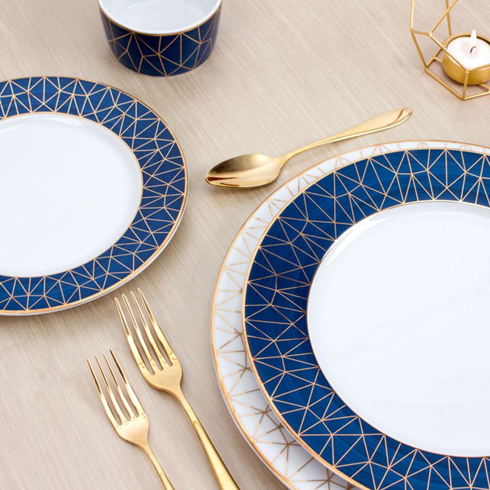Spal Dinner Plate 27cm Cosmopolitan