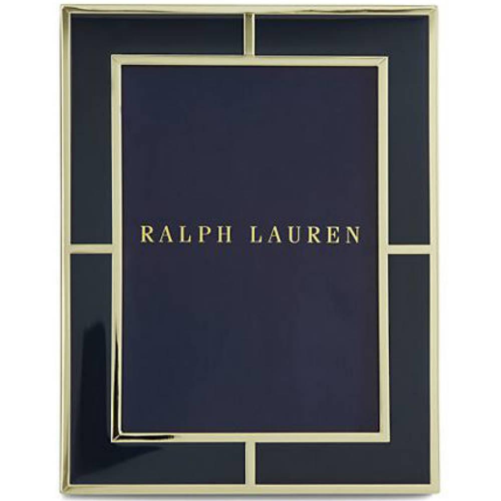 Ralph Lauren Classon Frame Navy 5x7