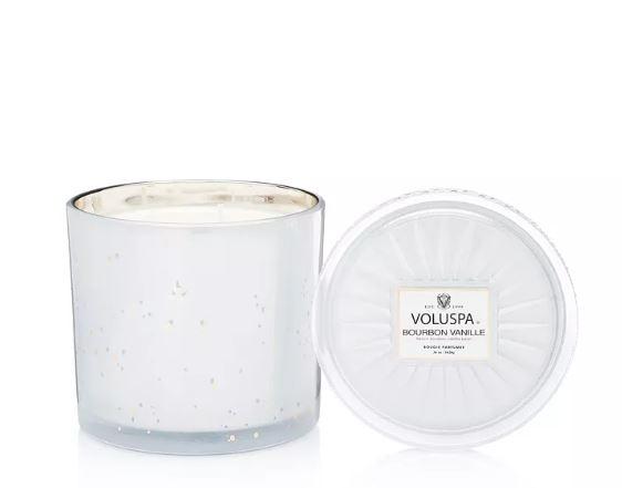 Voluspa Bourbon Vanille 36-Ounce Grande Maison Candle