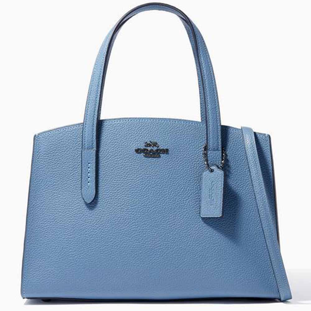 Charlie Carryall 28 Leather Bag
