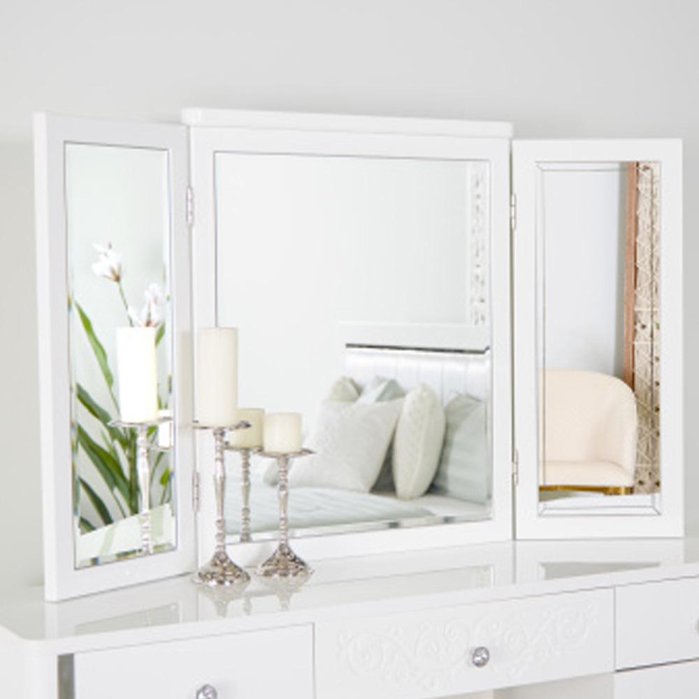 Celestia-3 Fold Vanity Mirror