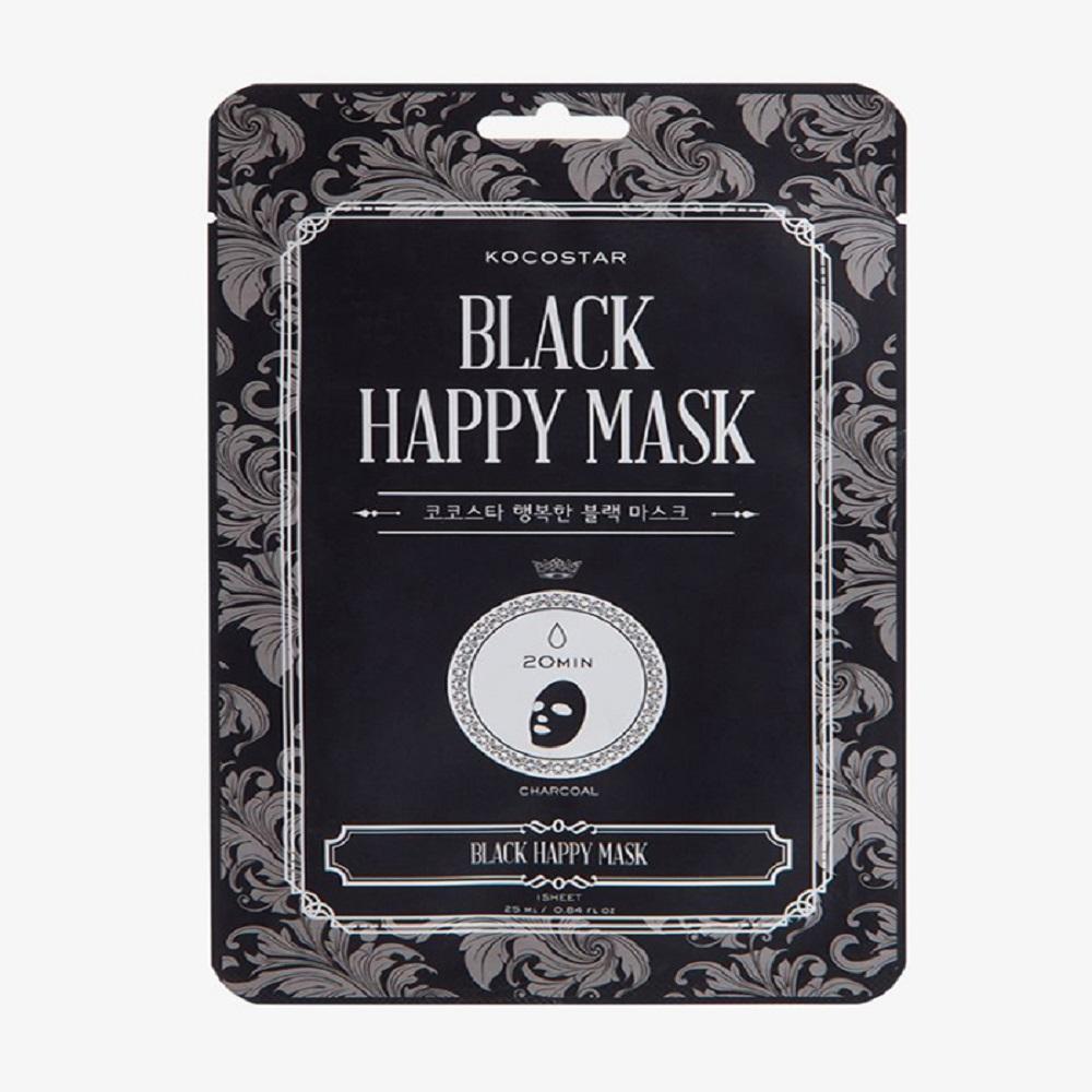 Kocostar Black Happy Mask