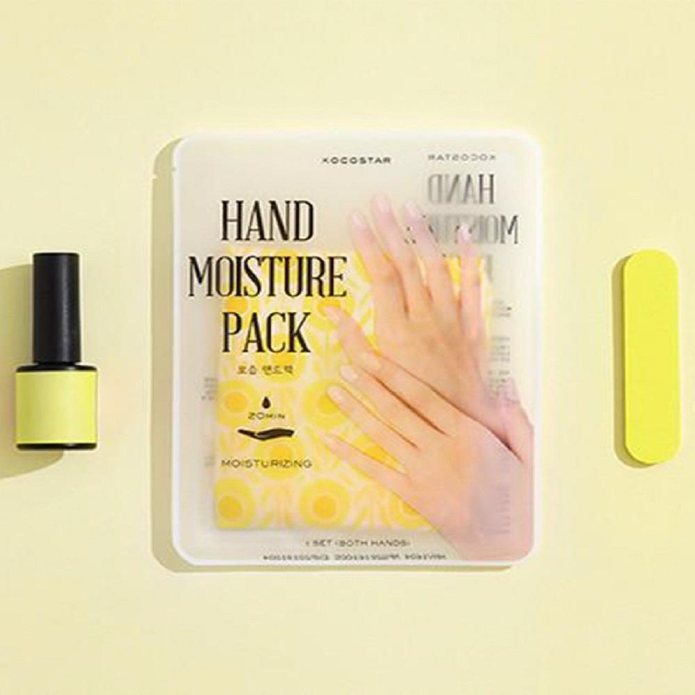 Kocostar Hand Moisture Pack Yellow