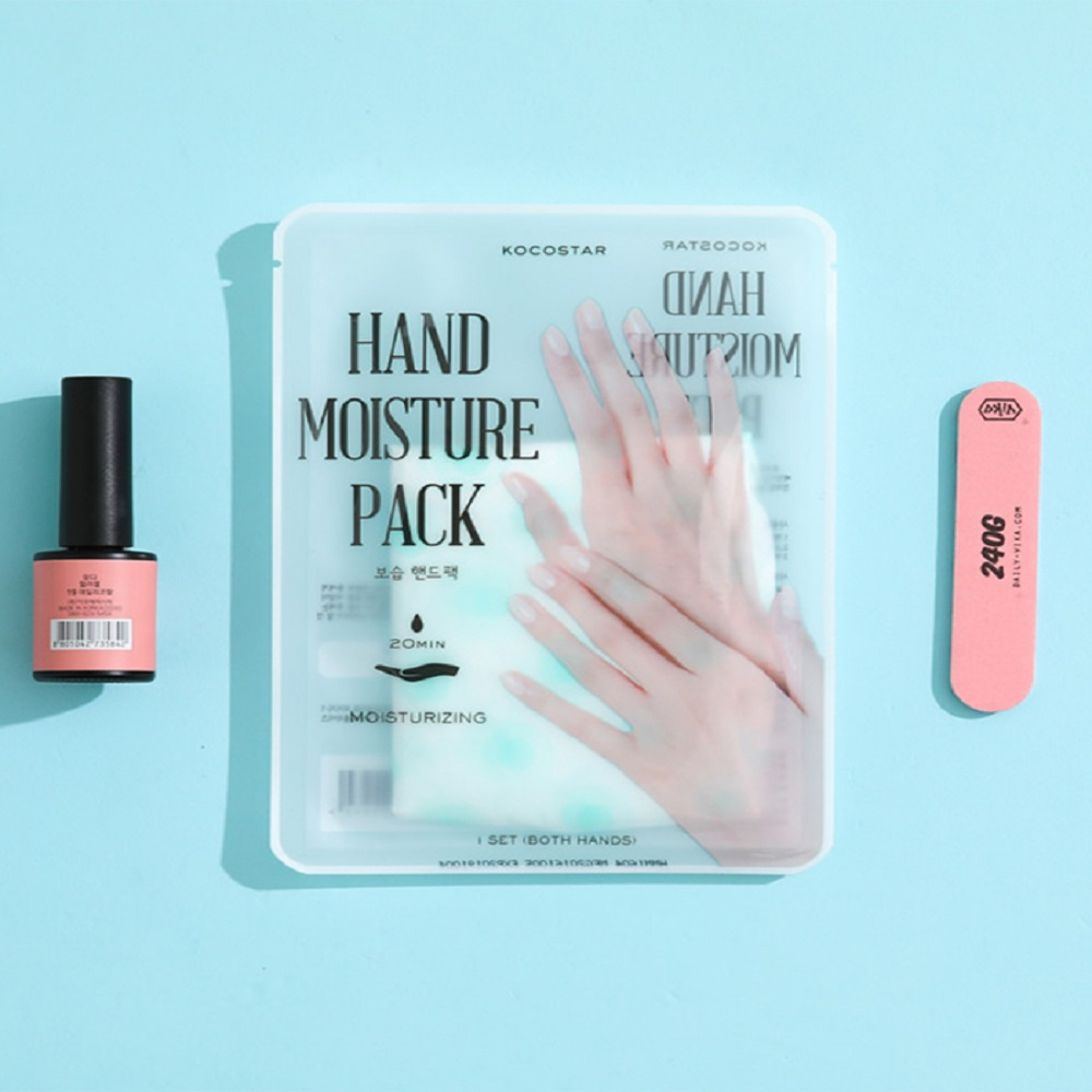 Kocostar Hand Moisture Pack Mint