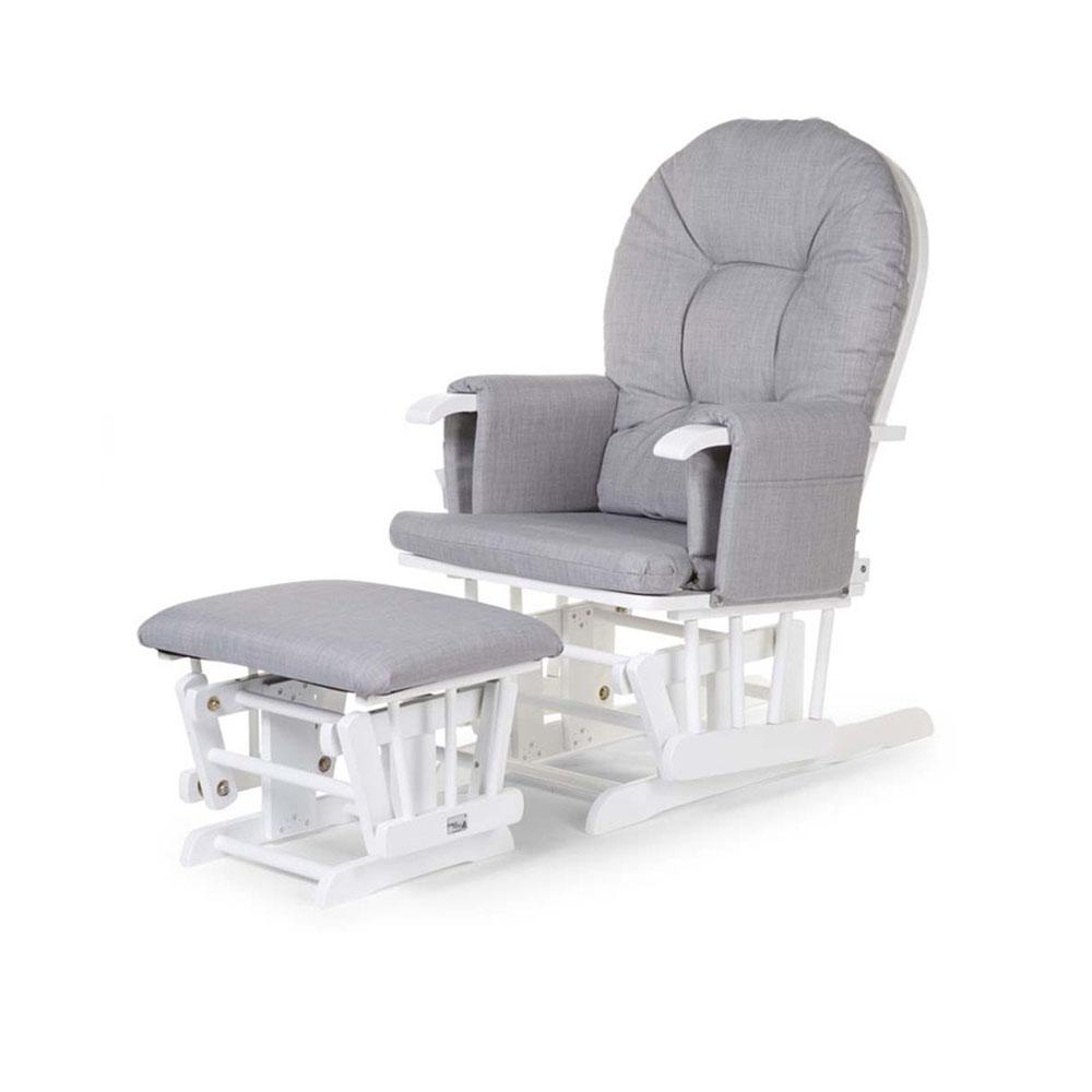 كرسي هزاز مزود بمكان لوضع القدم من شيلد هوم