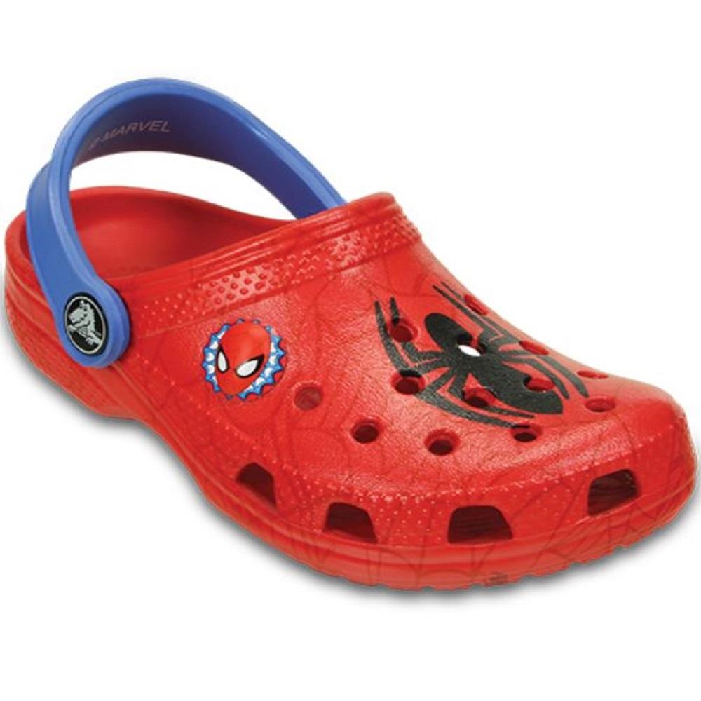 Classic Spiderman Clog