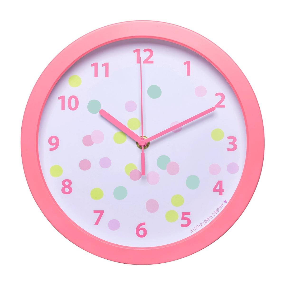 Clock - Confetti