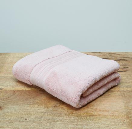 Infinity Bath Sheet-Rose