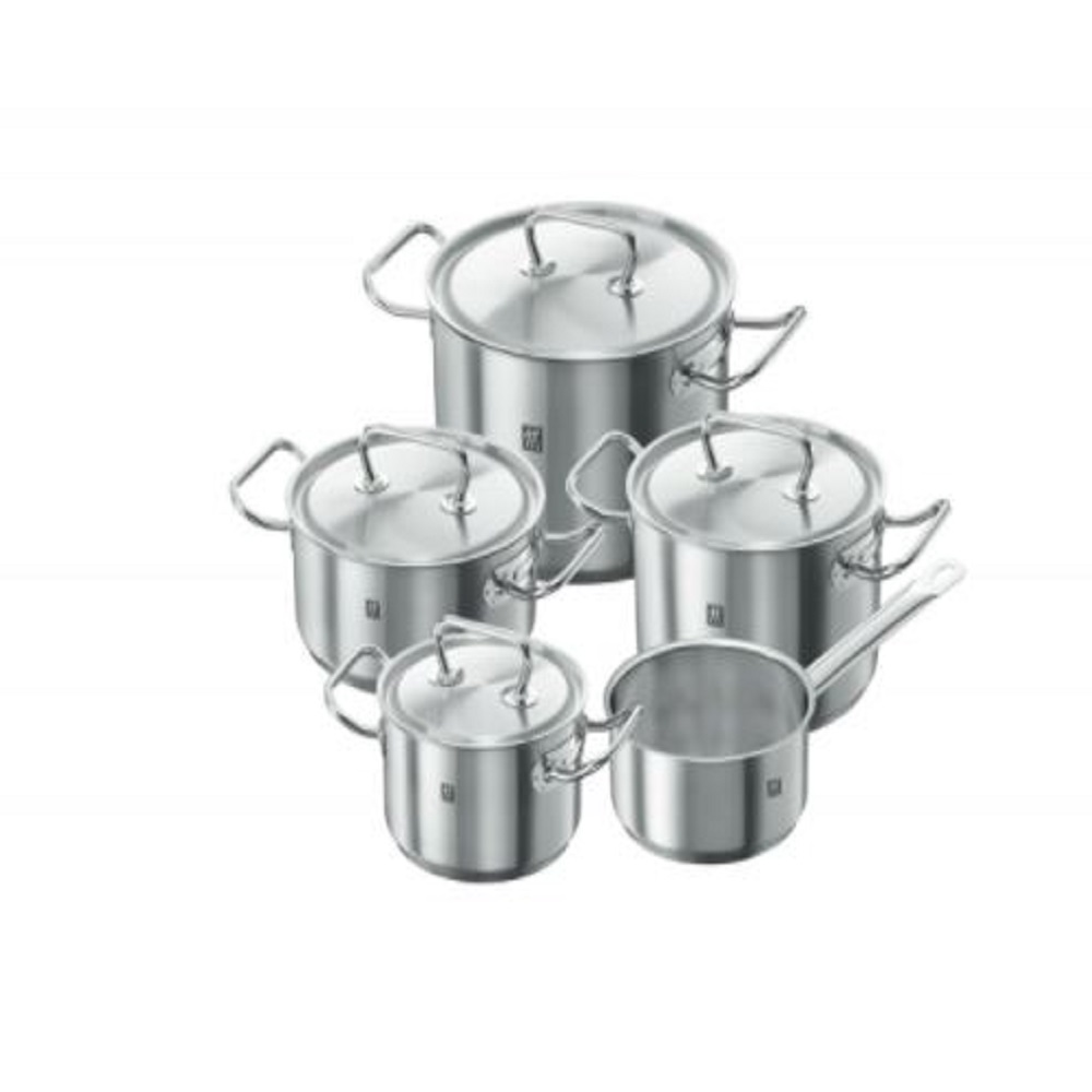 Zwilling J.A. Henckels Twin® Classic 5 Piece Cookware Set