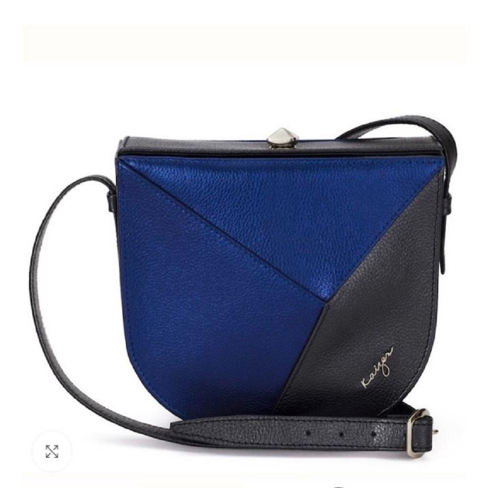 Cosset Curved Shoulder Bag KZ2208