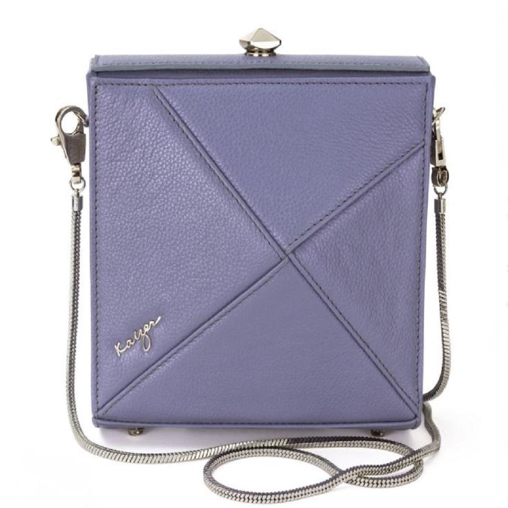 Cosset Square Shoulder Bag KZ2212 (with foot studs)
