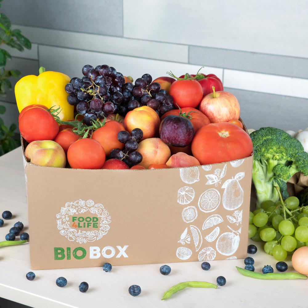 My Couple Veggie Biobox 5kg