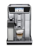 De'Longhi PrimaDonna Elite Fully Automatic Coffee Machine, Silver - ECAM650.85.MS