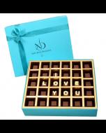 NJD I Love you Chocolates Box