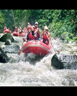 Al Arabi Travel Agency  White River Rafting in Bali Contribution