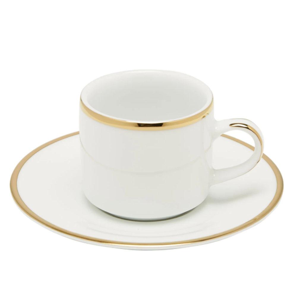 Dankotuwa Coffee 6 pcs Cups & 6 pcs Saucers