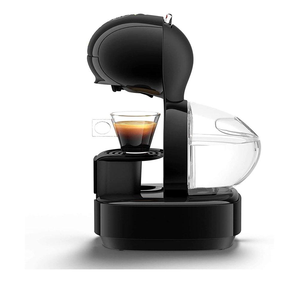 Nescafe Dolce Gusto Lumio Coffee Machine Black