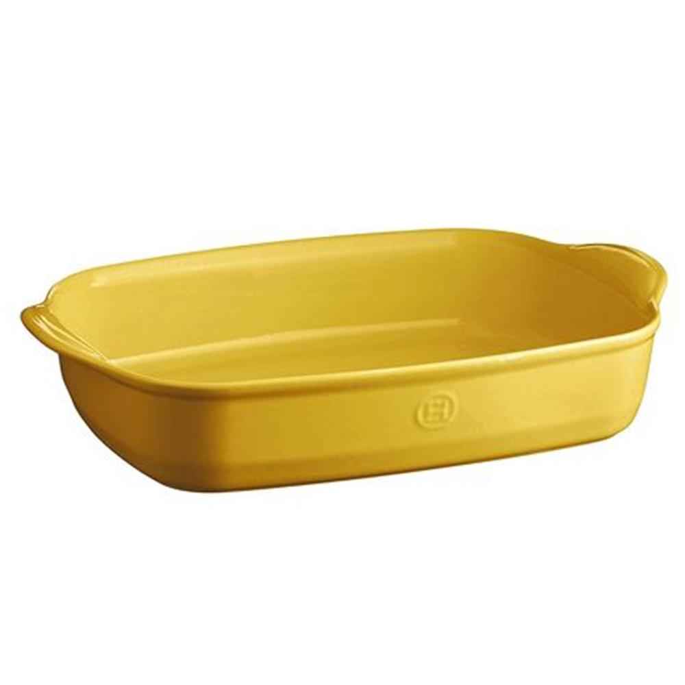Emile Henry Rectangular Oven Dish 22 cm x 15 cm Yellow