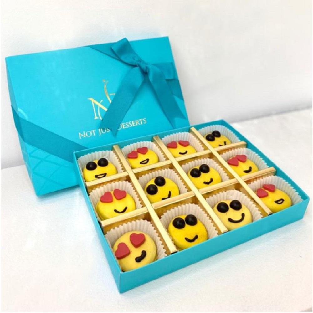 Emoji Oreos by NJD