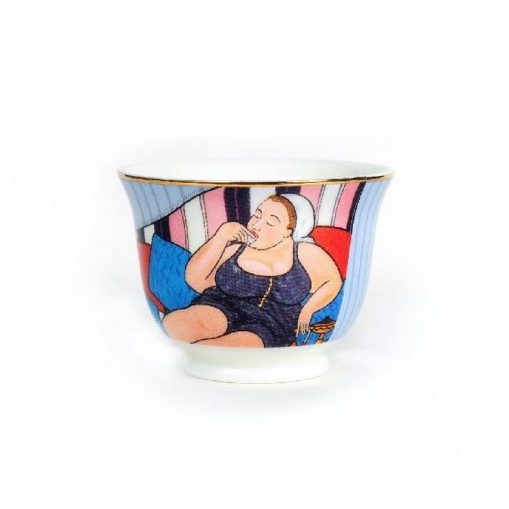 Zarina Saveurs de l'Orient Chaffe Cups - Set of 6