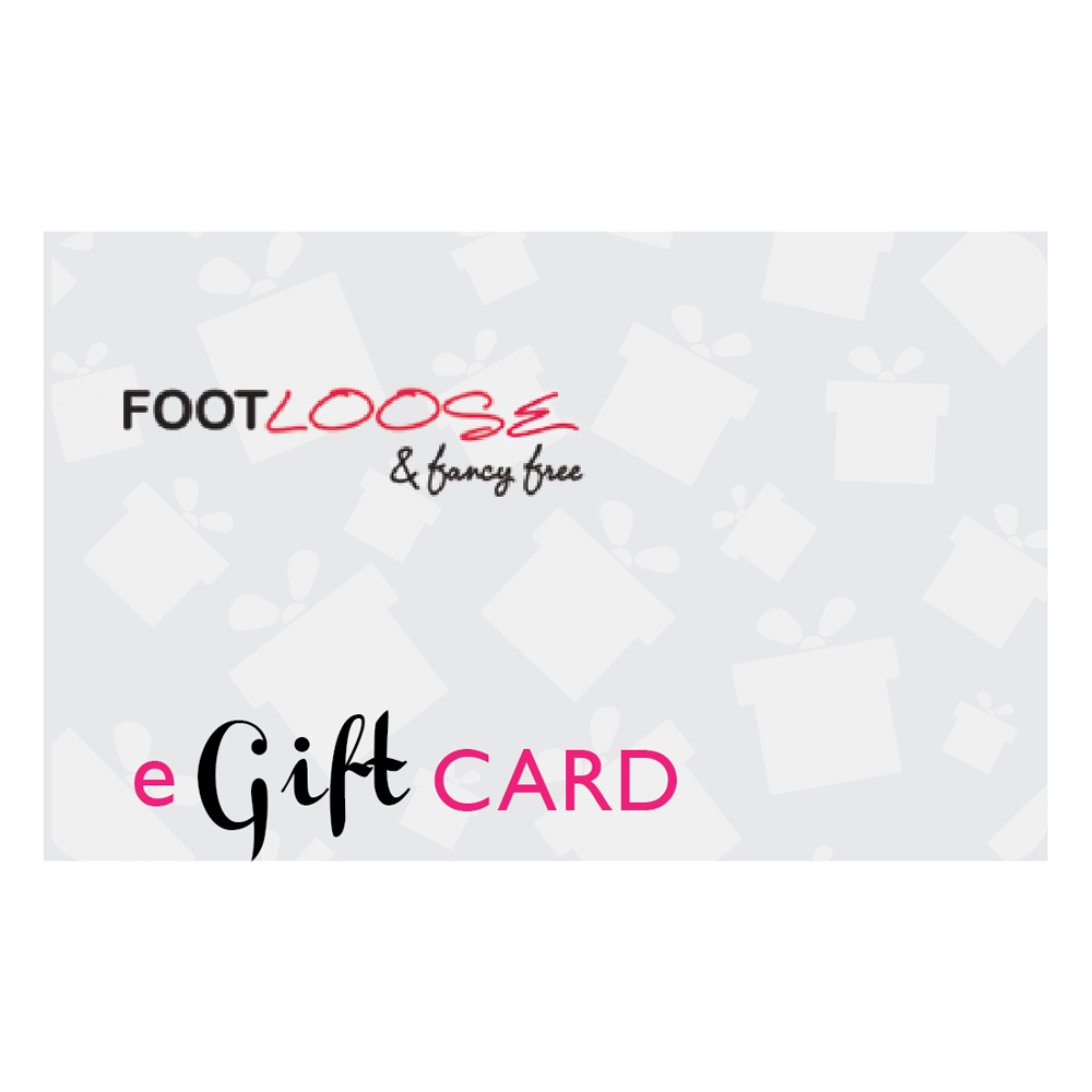 Footloose E- Gift Card EGP 100