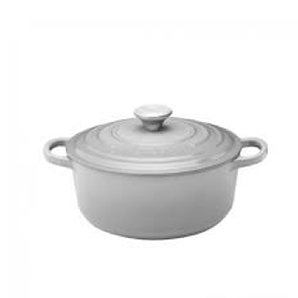 Le Creuset French Oven RD 24 cm Mist Gray