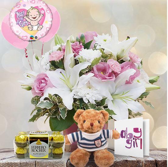 Newborn Baby Girl Package