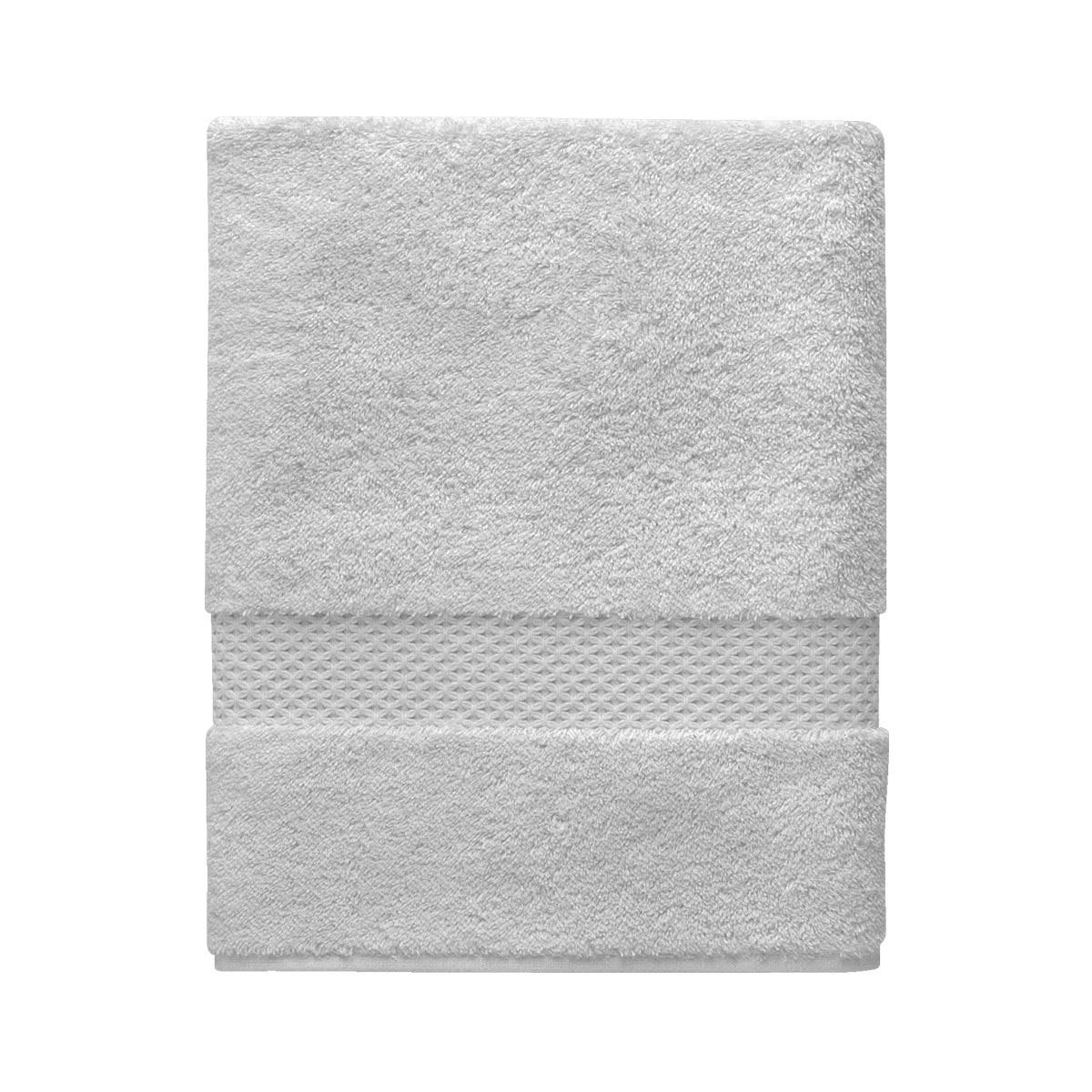 Etoile Silver Hand Towel 55x100cm