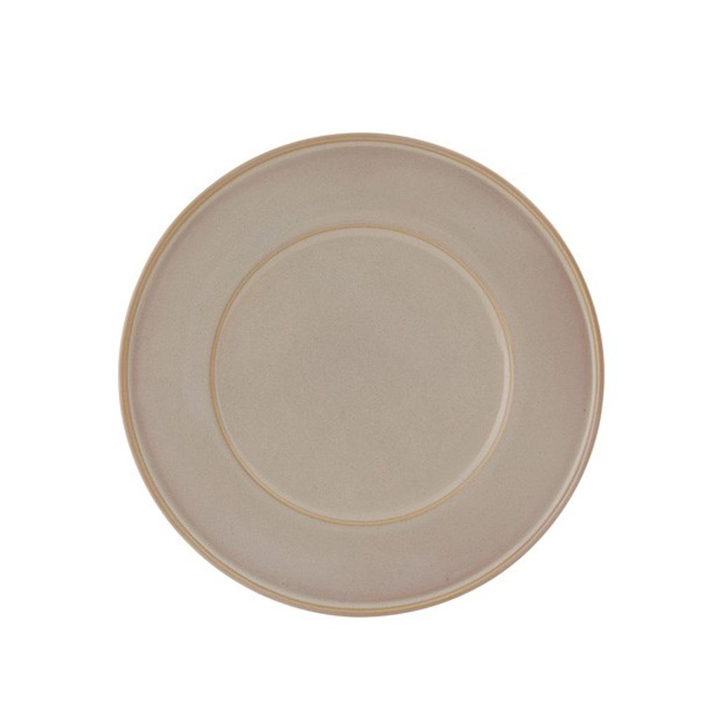 Terra Dessert Plate Sand, 23cm