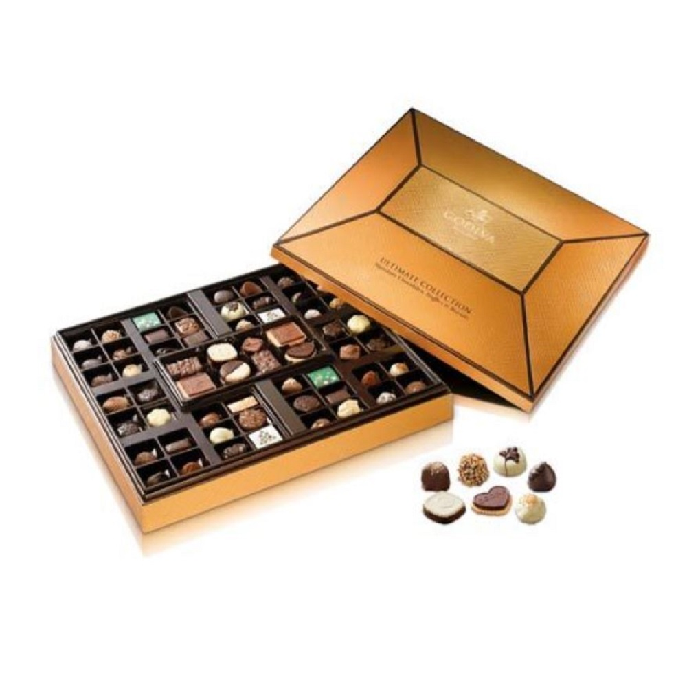 Godiva Ultimate Collection - 96pcs