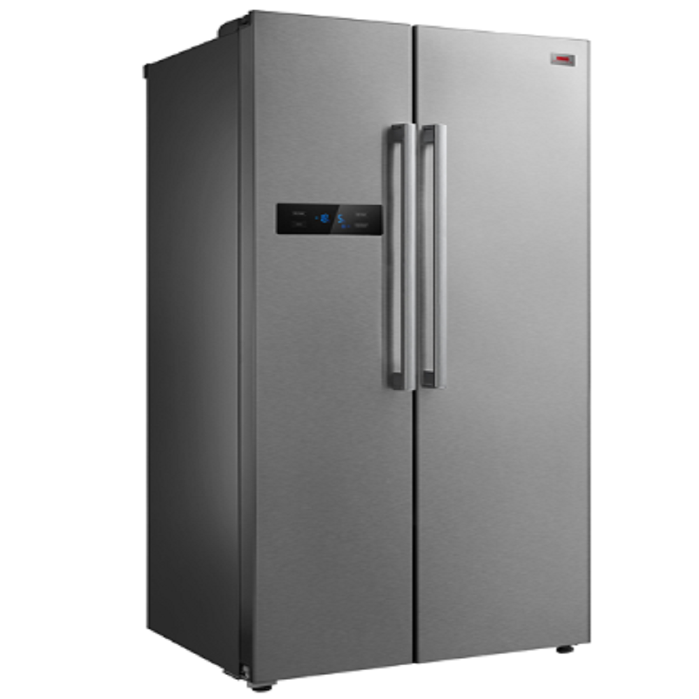 HAAM Side By Side Refrigerator 18 CU.ft HM900SSDFR-M20INV