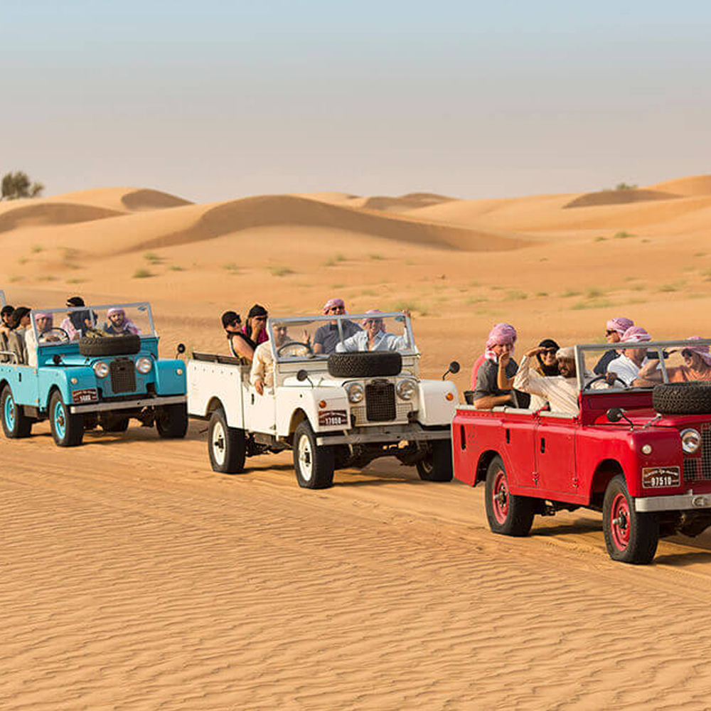 Heritage Desert Safari Dubai - Child (5-11yo)
