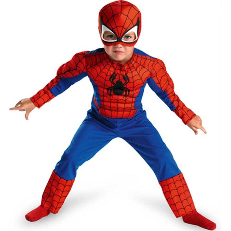 Children Spider Man Costume (medium)