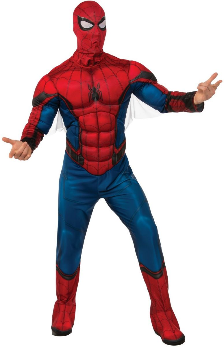 Spider-Man Deluxe Costume, Spider-Man: Homecoming