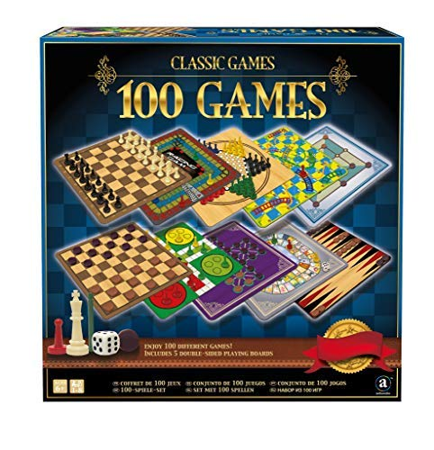 Classic 100 Game Set