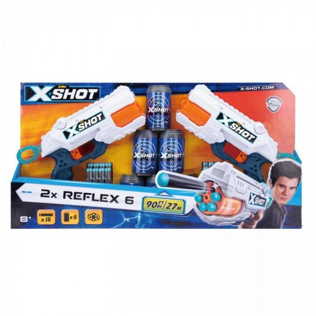 X Shot Excel Reflex 6 Combo Pack
