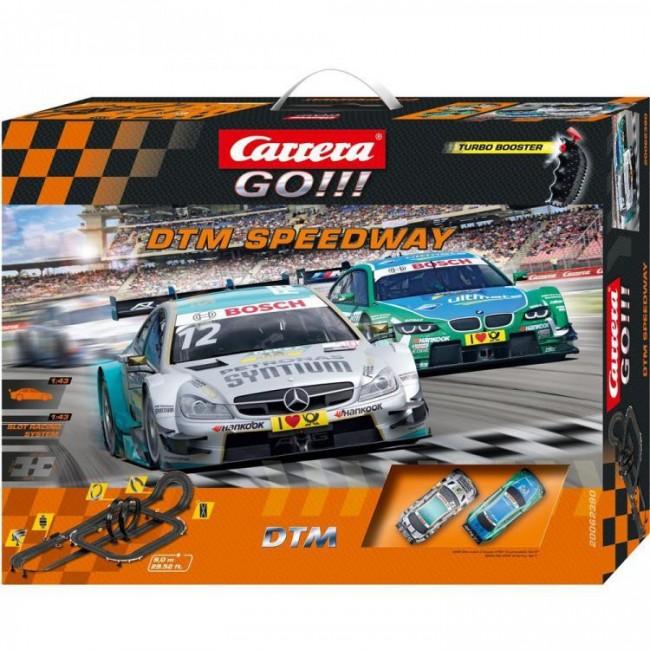 Carrera Go! Dtm Speedway 9m