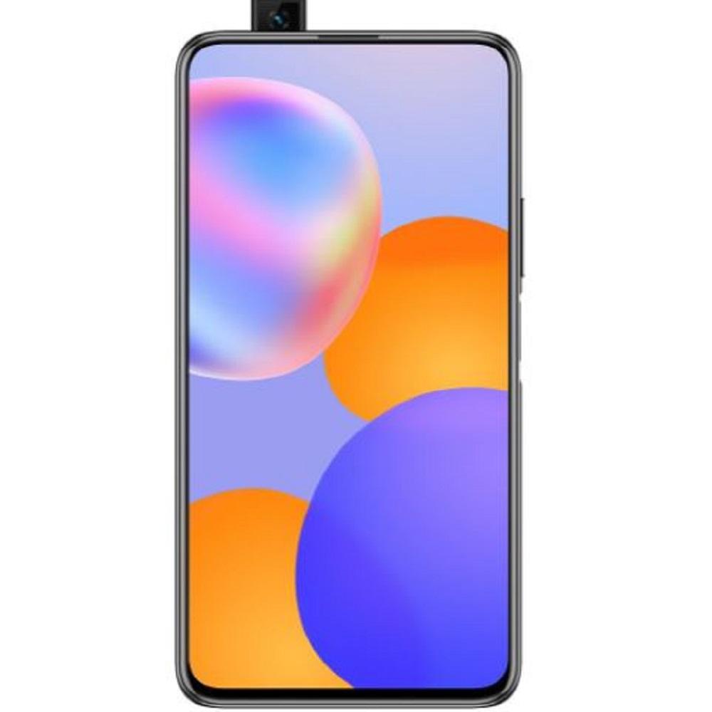 Huawei Y9A Dual Sim, 128GB, 4G LTE - Midnight Black