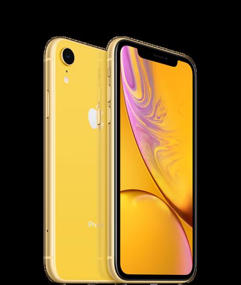 Apple iPhone XR Yellow 256GB