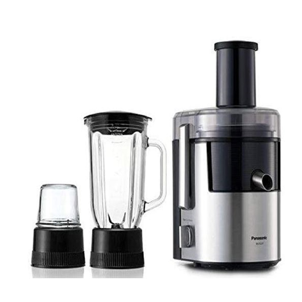 Panasonic Juice Extractor - Mj-dj31, Silver