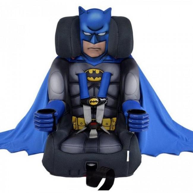 Kids Embrace Eu Batman Deluxe Car Seat