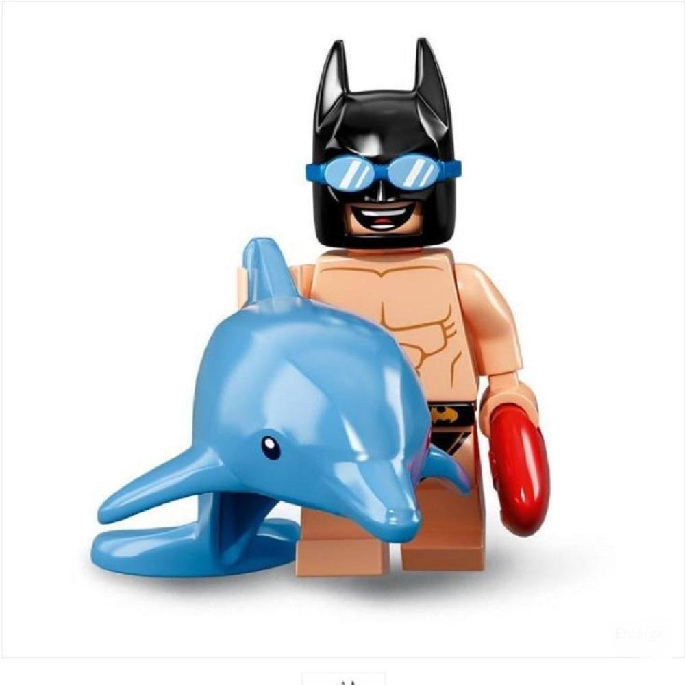 Lego Minifigures Batman Mini Figures