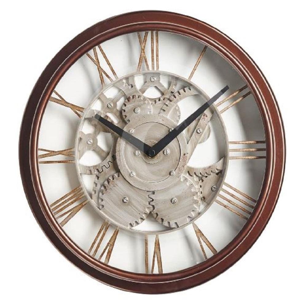 The Garden & Home Co. 17215 Liverpool Street Station Clock - Bronze