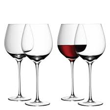 LSA Glassware- Set of 4
