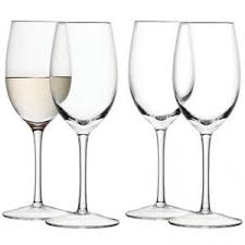LSA Glassware-Set of 4